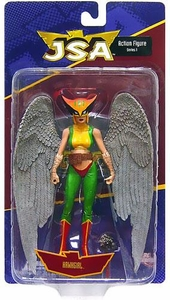 DC Direct Modern JSA Series 1 Action Figure Hawkgirl