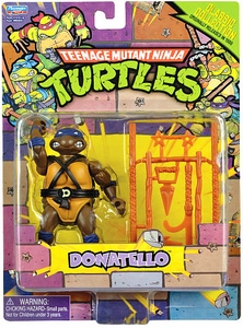 Teenage Mutant Ninja Turtles 2013 Retro Collection 4 Inch Action Figure Donatello