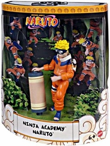 Naruto Mattel SDCC Exclusive Action Figure Ninja Academy Naruto