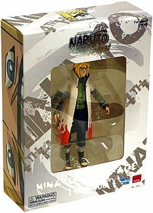 Toynami Naruto Shippuden 2011 SDCC San Diego Comic-Con Exclusive Action Figure Minato 4th Hokage