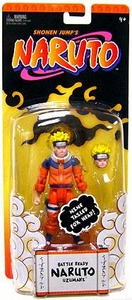 Naruto Mattel Battling Basic Action Figure Battle Ready Naruto