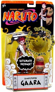Naruto Mattel Training Deluxe Action Figure Sandstorm Gaara