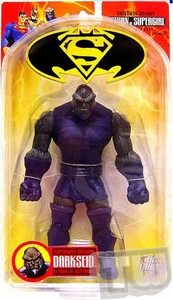 DC Direct Superman & Batman Series 2 Return of Supergirl Action Figure Darkseid