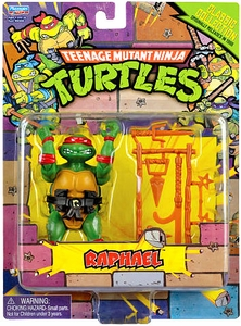 Teenage Mutant Ninja Turtles 2013 Retro Collection 4 Inch Action Figure Raphael