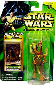 Star Wars Power Of The Jedi Fode and Beed Podrace Announcers