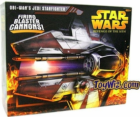 Star Wars E3 Revenge of the Sith Vehicle Obi-Wan's Jedi Starfighter