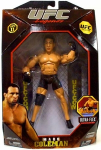 UFC Jakks Pacific Series 3 Deluxe Action Figure Mark Coleman [Legend] BLOWOUT SALE!