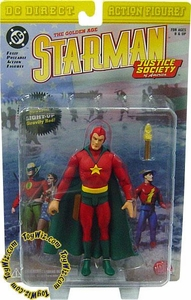 DC Direct JSA Action Figure Golden Age Starman