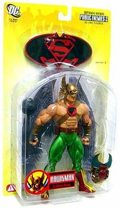 DC Direct Superman & Batman Series 3 Public Enemies Action Figure Hawkman