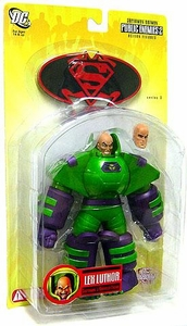 DC Direct Superman & Batman Series 3 Public Enemies Action Figure Armored Lex Luthor
