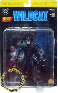 DC Direct JSA Action Figure Wildcat