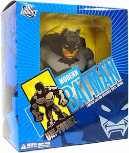 DC Direct Uni-Formz Limited Editon Vinyl Figure Modern Batman