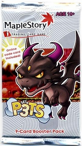 Maple Story Card Game P3ts [Pets] Series 3 Booster Pack