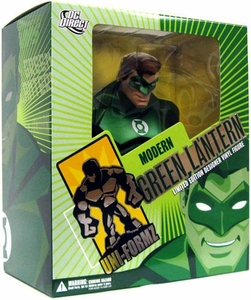 DC Direct Uni-Formz Limited Editon Vinyl Figure Green Lantern: Modern
