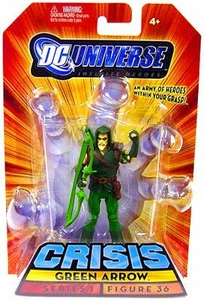 DC Universe Infinite Heroes Crisis Action Figure #36 Green Arrow