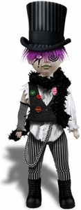Mezco Toyz Living Dead Dolls Alice In Wonderland Figure Sybil as The Mad Hatter