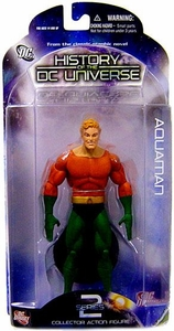 DC Direct History of the DC Universe Series 2 Action Figure Aquaman