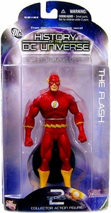 DC Direct History of the DC Universe Series 2 Action Figure Flash [Barry Allen]