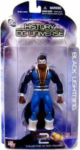 DC Direct History of the DC Universe Series 2 Action Figure Black Lightning