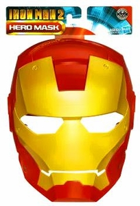 Iron Man 2 Movie Role Play Toy Hero Mask