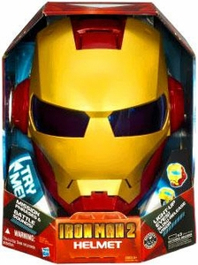 Iron Man 2 Movie Roleplaying Toy Iron Man Helmet