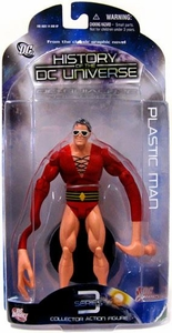 DC Direct History of the DC Universe Series 3 Action Figure Plastic Man