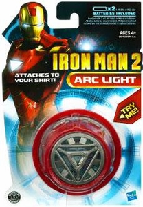 Iron Man 2 Movie Mark IV ARC Chest Light Damaged Package, Mint Contents!