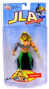 DC Direct JLA Classified Classic Series 2 Action Figure Aquaman