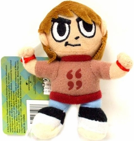 Mezco Toyz Scott Pilgrim Mini Plush Clip Power Up Scott Pilgrim