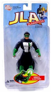 DC Direct JLA Classified Classic Series 2 Action Figure Green Lantern