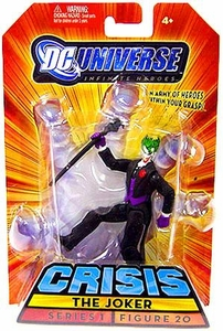 DC Universe Infinite Heroes Crisis Action Figure #20 Joker [Random Color Suit]