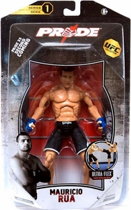 UFC Jakks Pacific Series 1 Collection Deluxe Action Figure Mauricio Rua [Pride 33]