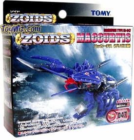 Zoids Tomy Japanese Kit Side of Empire EZ-047 Macurtis