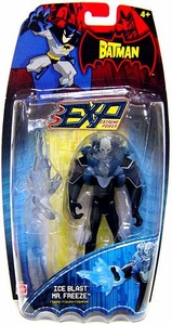 The Batman EXP Extreme Power Series 1 Action Figure Mr. Freeze [Ice Blast]