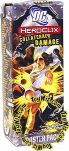 DC Heroclix Collateral Damage Booster Pack