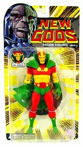 DC Direct New Gods Series 1 Action Figure Mr. Miracle