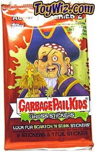 Topps Garbage Pail Kids Series 17 (All-New Series 2) Trading Card Stickers Pack