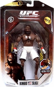 UFC Jakks Pacific Series 1 Collection Deluxe Action Figure Kimbo Slice [TUF 10]