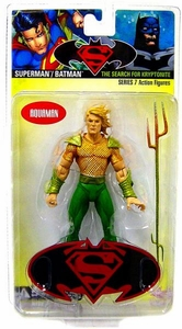 DC Direct Superman & Batman Series 7 Search For Kryptonite Action Figure Aquaman