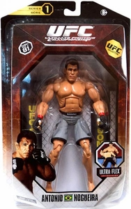 UFC Jakks Pacific Series 1 Collection Deluxe Action Figure Antonio Nogueira [UFC 81]