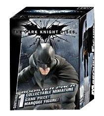 DC HeroClix Dark Knight Rises Single Figure Booster Pack