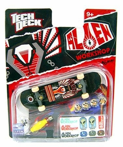 Tech Deck Single 96mm Skateboard Alien Workshop [Heath Kirchart] [Cobra]