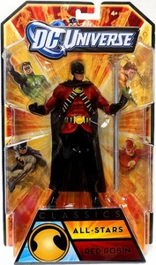 DC Universe Classics All Star Action Figure Red Robin