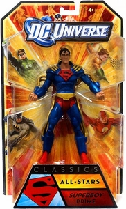 DC Universe Classics All Star Action Figure Superboy Prime