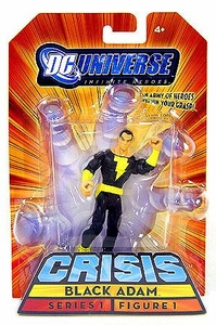 DC Universe Infinite Heroes Crisis Action Figure #1 Black Adam