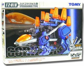 Zoids Fuzors Action Figure Model Kit FZ-010 Gorhecks (Police Type)