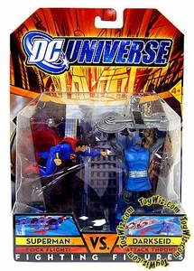DC Universe Fighting Figures Superman vs. Darkseid