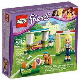 LEGO Friends Set #41011 Stephanies Soccer Practice