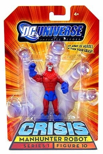 DC Universe Infinite Heroes Crisis Action Figure #10 Manhunter Robot