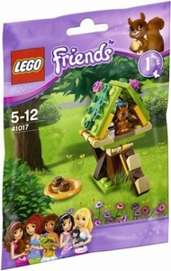LEGO Friends Set #41019 Squirrels Tree House [Bagged]